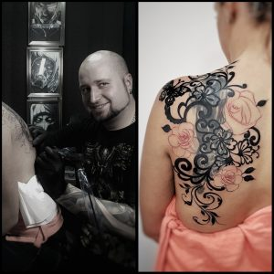 Cover up in progress by Vitaly-Blackpool