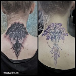 tree cover up-blackpool