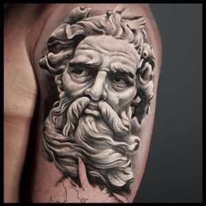 zeus tattoo-sheffield